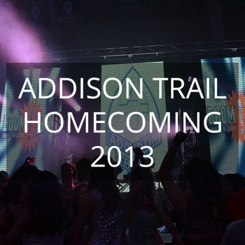 Addison Trail High School Homecoming 2013