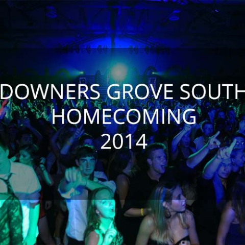 Downers Grove South High School Homecoming 2014