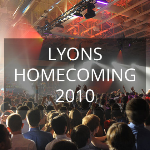 Lyons Township High School Homecoming 2010