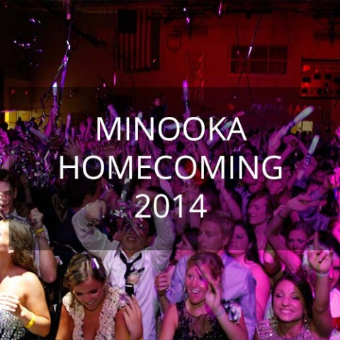 Minooka High School Homecoming 2014