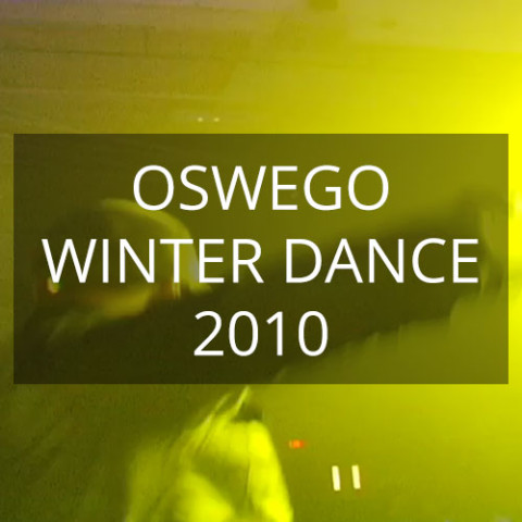 Oswego High School Winter Dance 2010