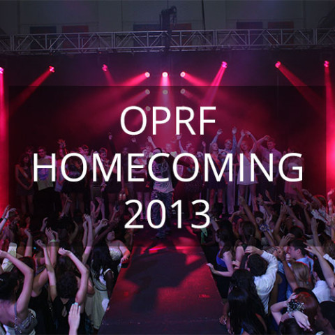 Oak Park River Forest Homecoming 2013