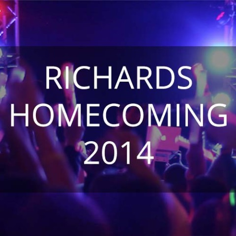 Richards High School Homecoming 2014 - Quick Look