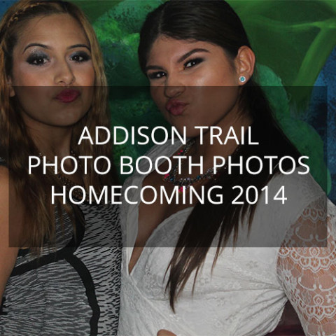 Addison Trail Homecoming 2014 – Photo Booth Pics