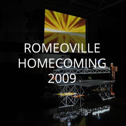 Romeoville High School Homecoming 2009 Video