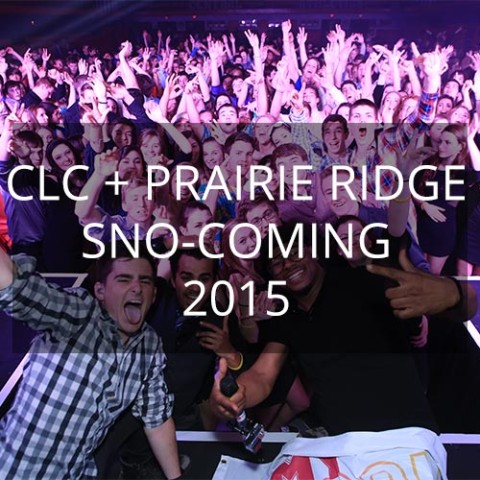 Crystal Lake Central + Prairie Ridge Sno-Coming 2015
