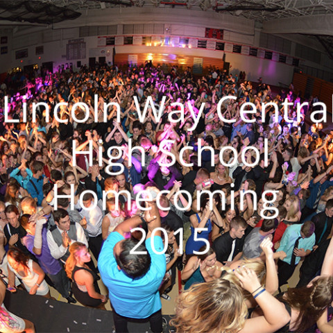 Lincoln Way Central High School Homecoming 2015